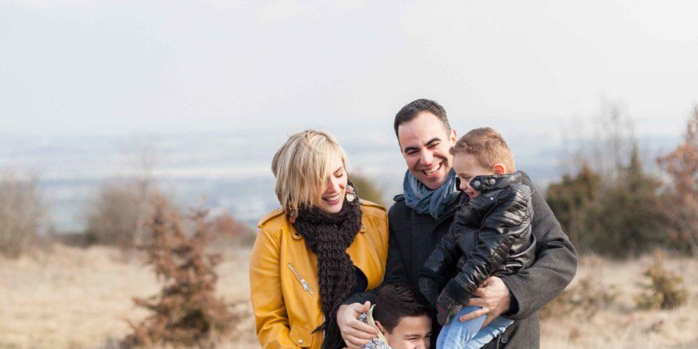 Une séance Famille à Dijon
